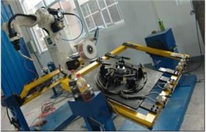 焊接機器人廠家在全國占據半壁江山