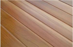 兰州防腐木厂家如何在市场上更好的立足