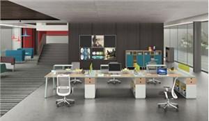 现代办公家具有什么特点?