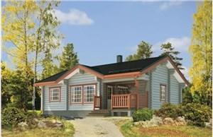 贵州防腐木木屋的特点和结构形式