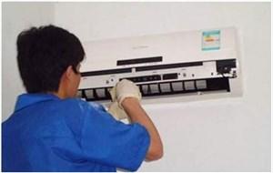 宁波大金空调维修分析空调安装和室内机安装哪个简单,用事实说话