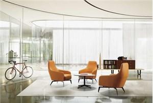 合肥办公家具之中办公沙发有哪些用途?