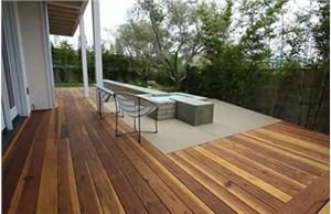 唐山防腐木地板的七大特点