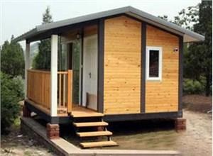 唐山木屋厂家讲述如何做好木屋的防护措施
