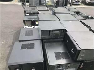 废旧电脑回收的三种不同模式