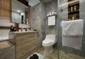 上海老房装修给您家打造一个实用好看的卫生间