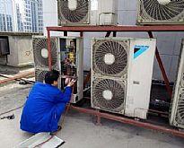 广州大金空调L5是什么故障?