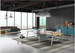 大型公司的体现主要源于办公家具供应商