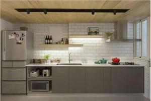 老屋改造时厨房水电需要怎么样改造