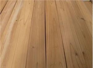 烟台防腐木地板的定义和处理方法