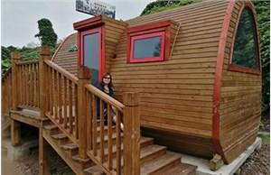 贵阳防腐木木屋的防潮性是如何体现的