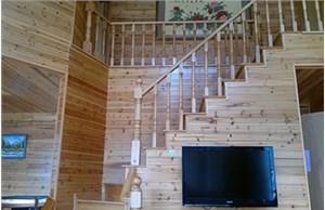浅析临沂防腐木木屋使用中如何防护