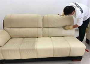 日常保洁:沙发清洗流程方法