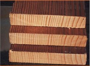 西安防腐木地板的性能