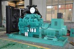 在杭州租赁发电机时要做好哪些检查?