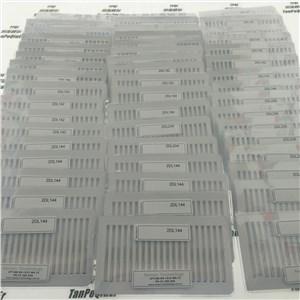 Heraeus 1PT100KN1515 W0.15 陶瓷线绕铂金热电阻