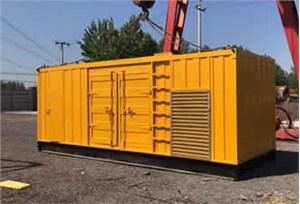 苏州发电机设备怎样使用才能比较省油
