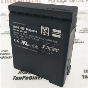 全新原装德国KRIWAN INT69 TM2制冷机保护模块