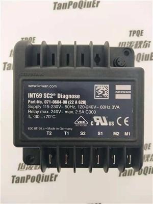 KRIWAN INT69 SC2压缩机保护器/保护模块