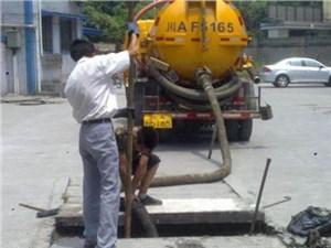 苏州化粪池清理方案及施工流程