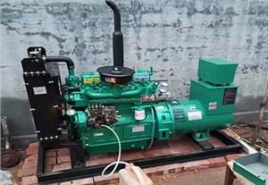 上海静音发电机的优势及怎样预防静音发电机组故障