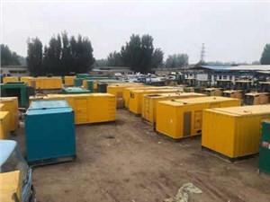 上海发电机出租需要如何挑选?赶紧收藏避免踩坑!