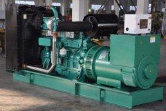 看懂柴油发电机组的铭牌和发电机组功率选择