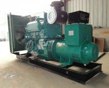 合肥柴油发电机组使用与维修保养
