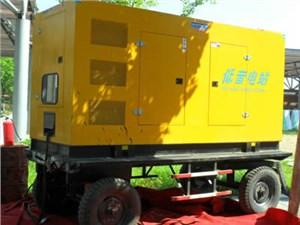 郑州使用租赁的发电机时需要注意的事项有哪些?