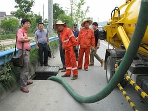 浅析污水管道疏通有哪些注意事项?