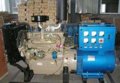 西安柴油发电机组无法停机原因和解决方法