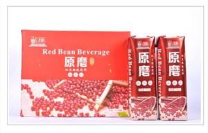 高端钻石礼盒红豆粗粮饮料礼盒 每瓶1升装