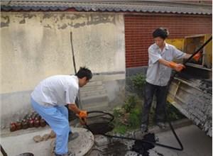 宜兴管道清洗厂家分享高压清洗管道方法?