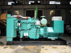 昆明发电机租赁:柴油发电机的几个特点
