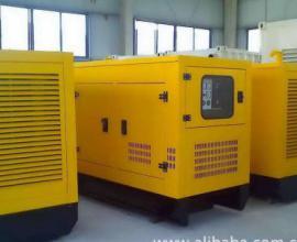 发电机租赁出租柴油发电机组运转异常现象
