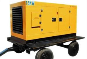 大型发电机租赁出租发电机不发电的原因及处理方法