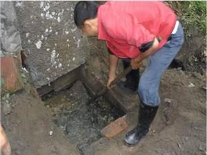 大连下水管道疏通护理小常识