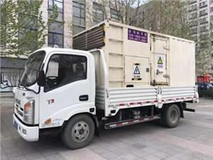 菏泽柴油发电机组的防火措施