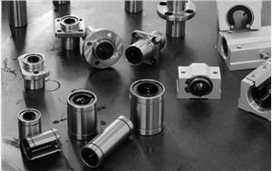 直线导轨滚动功能部件主要类型及特点