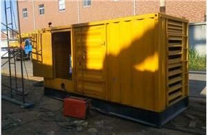 常州柴油发电机组的季节性维护和保养