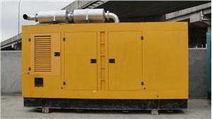 常州柴油发电机机油压力过低的原因