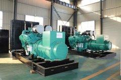 常州柴油发电机组出租油路中空气的排除方法