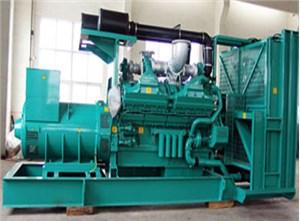 你是怎样清洗柴油发电机的?