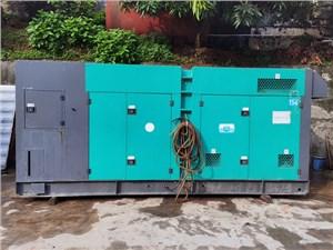 江门发电机出租的性质和主要用途