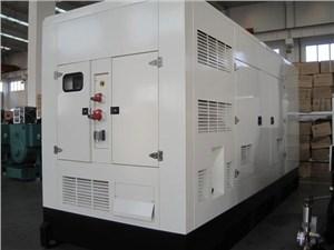 江门租赁柴油发电机组的几个注意事项