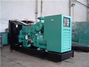 佛山柴油发电机组维修过程中切勿野蛮施工