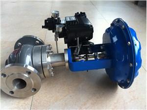 气动调节阀工作原理及安装方法