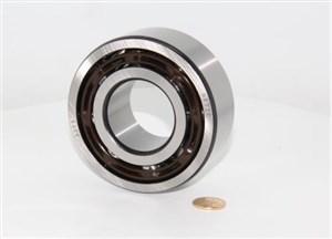 角接触球轴承常见三种安装方式