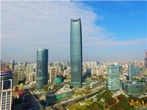 浦西第一高楼白玉兰广场整体出租率已超85%,且进入选商阶段