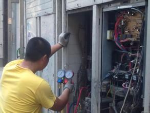 三菱空调器变压器诊断与拆装